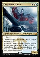 Magic: The Gathering - Dragonlord Ojutai (219/264) - Dragons of Tarkir