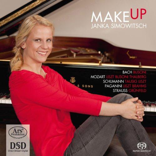 Make Up - Klaviertranskriptionen