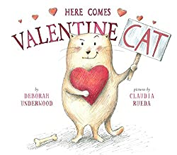 Here Comes Valentine Cat, Best Valentine's Day Books