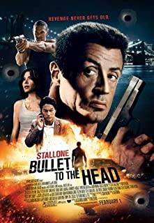 Bullet to the Head Poster ( 11 x 17 - 28cm x 44cm ) (2012)