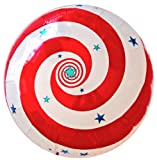Super Saucer Levitating Spiral Galaxy 20 inch Flying Saucer Floating Anti-Gravity Toy HOVERS in MID-AIR - Interactive & Educational String-Less Pet Balloon for Kids & Adult Indoor Events