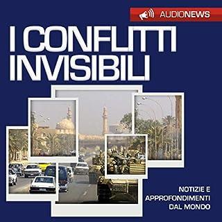 I conflitti invisibili copertina