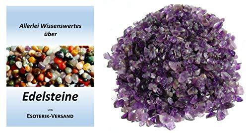Amethyst xxs Trommelsteine - Lade- / Entladesteine - 0,5 kg