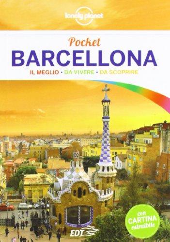 Barcellona. Con cartina