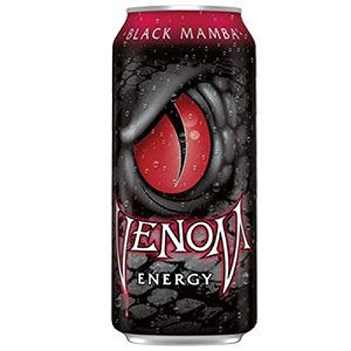 Price comparison product image Venom Energy Drink Black Mamba