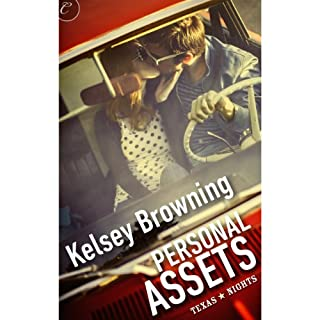 Personal Assets audiobook cover art