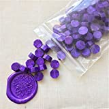 YANTING 封蝋印鑑を使用する低価格カラフルピルワックスビーズ (Color : Sise)