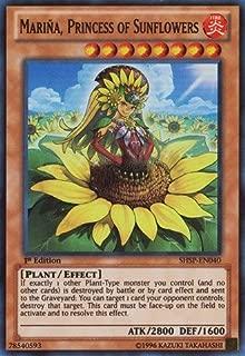 mariña, princess of sunflowers