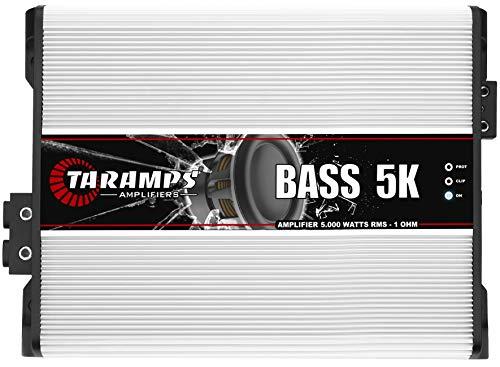 Taramps BASS 5K 1 Ohm 5000 Watts Class D Mono Amplifier