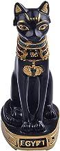 تمثال غوديس باستت، منحوتات إدهة حماية مصرية قديمة في تمثال برونزي مصبوب بارد ممتاز (أسود)