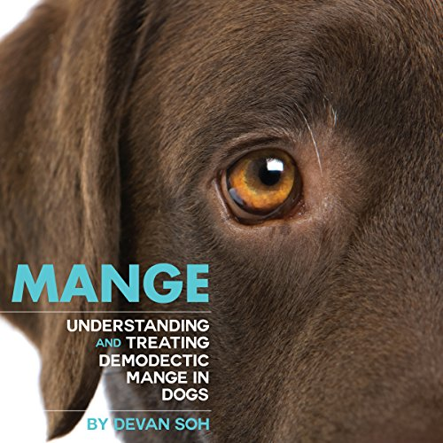 Mange audiobook cover art