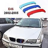 BMW E46 serie 3 compacto de 3 puertas 2001-2005 centro tercera luz de freno trasero OEM