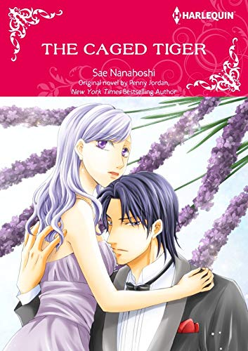 The Caged Tiger: A heart-wrenching romance (Harlequin Comics) (English Edition)