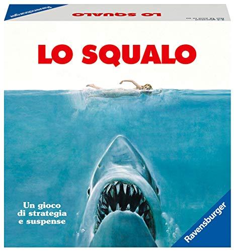 Ravensburger Italy-Lo Squalo Light Strategy Game, 2-4 Giocatori, età Consigliata 12+, Versione Italiana, 26829 0
