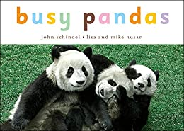 Busy Pandas (A Busy Book) by [John Schindel, Lisa Husar, Mike Husar]