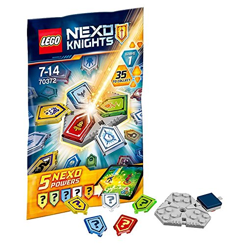 LEGO 70372 - Nexo Knights Buste