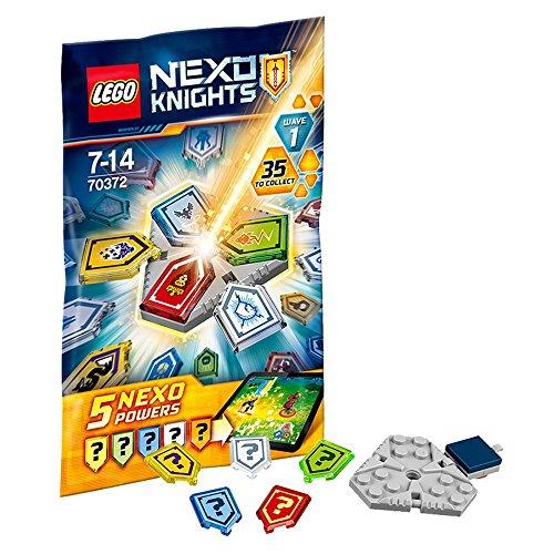 LEGO- Nexo Knights, Multicolore, 804856