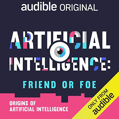 Ep. 1: Origins of Artificial Intelligence cover art