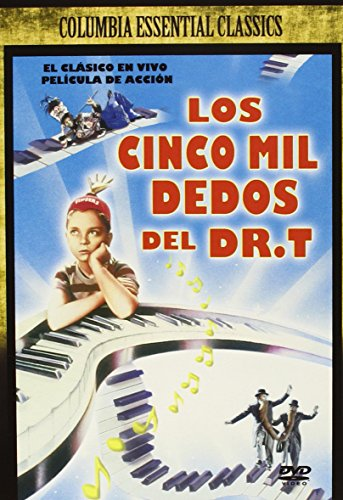 Los 5000 Dedos Del Dr. T [1953] (Import Movie) (European Format - Zone 2)