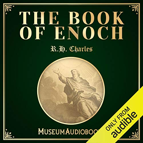 The Book of Enoch audiobook cover art