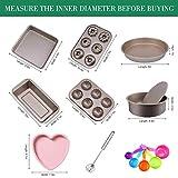 Zoom IMG-1 benooa set da forno antiaderente