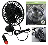 Marko Electrical Fan Pedestal Fans Oscillating Stand Desk Electric Home Tower Office Standing UK