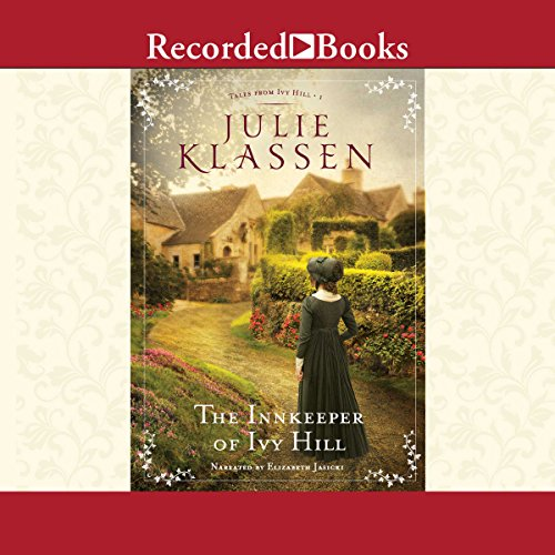The Innkeeper of Ivy Hill audiobook cover art