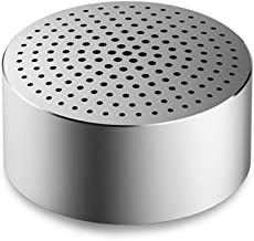 Bluetooth Speaker Aux-in Handsfree Call Stereo Portable Wireless Mp3 Player Aluminum Frame Hands-Free Speaker