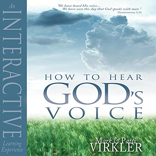 How to Hear God's Voice cover art