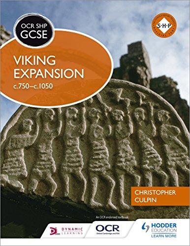 OCR GCSE History SHP: Viking Expansion c750-c1050 (Ocr Gcse Shp) (English Edition)