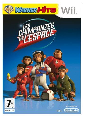 Space chimps [Nintendo Wii] [Importado de Francia]
