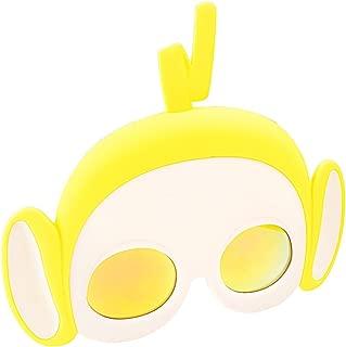 Costume Sunglasses Teletubbies Laa Laa Yellow Sun-Staches Party Favors UV400