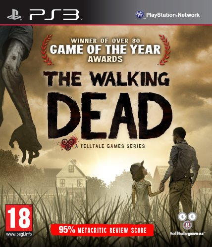 [UK-Import]The Walking Dead A TellTale Games Series Game PS3