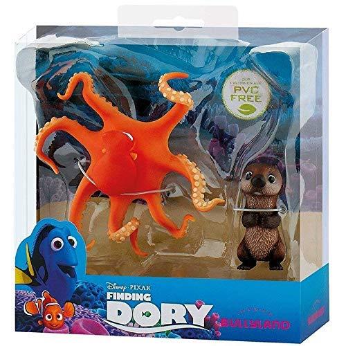 Lively Moments Boîte Cadeau Disney Pixar - Finding Dory avec Hank et Seeotterbaby / Figurines de Jeux / Jouet