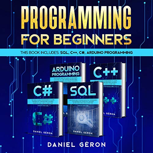 『Programming for Beginners』のカバーアート