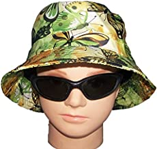 Marijuana Weed Cannabis  Floppy Hats Bucket Hats Burgundy BuckHat2 ^