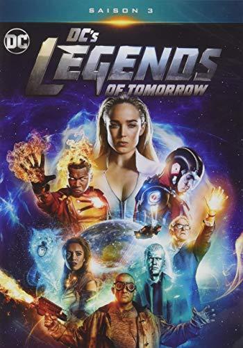 Dc S Legends Of Tomorrow Saison 3 (4 Dvd) [Edizione: Francia]