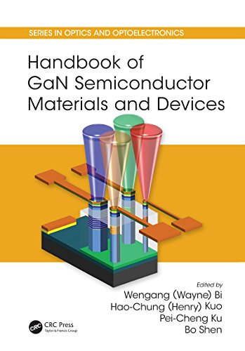 Handbook of GaN Semiconductor Materials and Devices (Series in Optics and Optoelectronics) (English Edition)