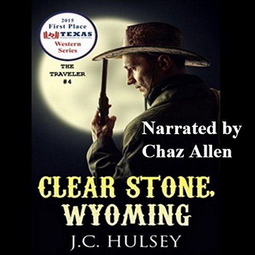 Clear Stone, Wyoming audiobook cover art