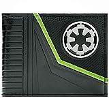 Cartera de Star Wars Rogue One Galactic Emblem Negro