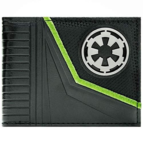 Star Wars Rogue One Galactic Emblem Noir Portefeuille