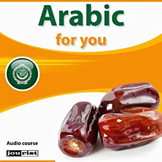 Arabic for you audiobook cover art