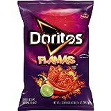 Doritos Tortilla Chips Flamas Bag, Cheddar Cheese, 9.25 Oz