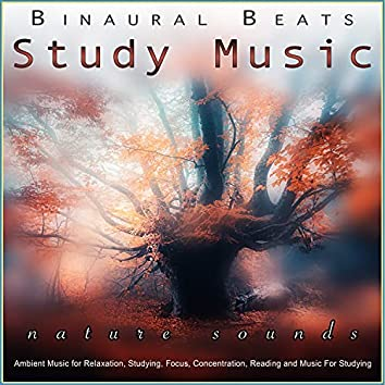 Binaural Beats Study Music: Ambient Music and Bird Sounds for Relaxation, Studying, Focus, Concentration, Reading and Music For Studying