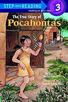 Paperback The True Story of Pocahontas Book