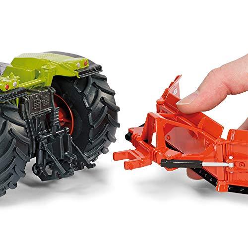 RC Auto kaufen  Bild 3: SIKU 2467, Maisschiebeschild, 1:32, Metall, Orange, Ideale Ergänzung zu SIKU Traktoren im gleichen Maßstab*