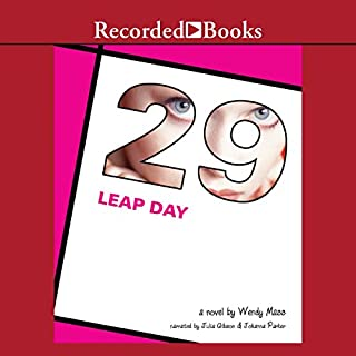 Leap Day audiobook cover art