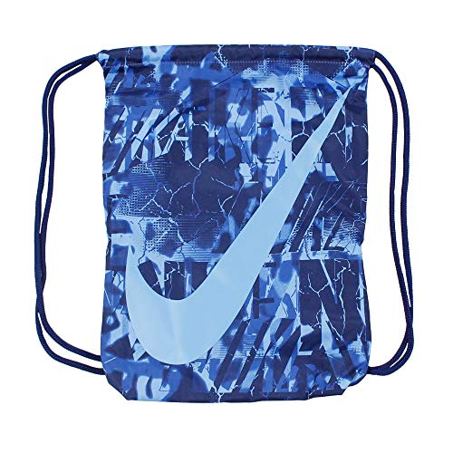 Nike BA5262 2018 Turnbeutel, 45 cm, Game Royal/Void Blue