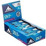 Multipower 53% Protein Bar – 24 x 50 g Eiweißriegel Box – Berry Yoghurt – Fitnessriegel mit...