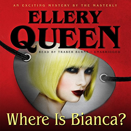 Where Is Bianca? audiobook cover art